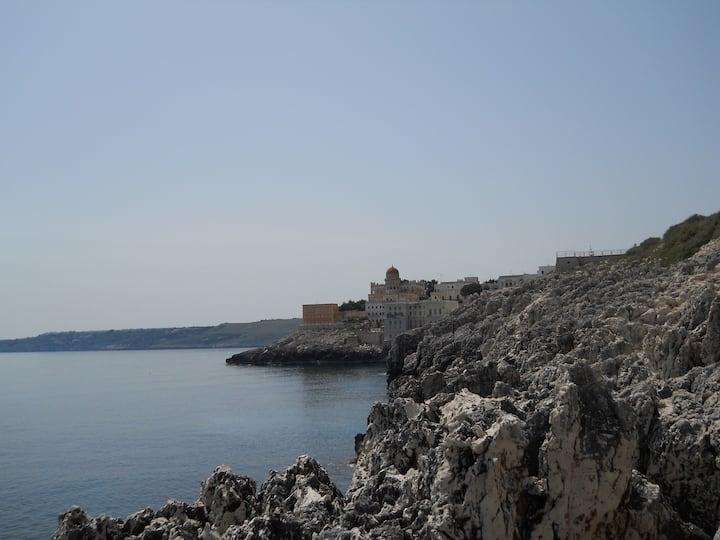 Appartamento storico sul mare con accesso privato