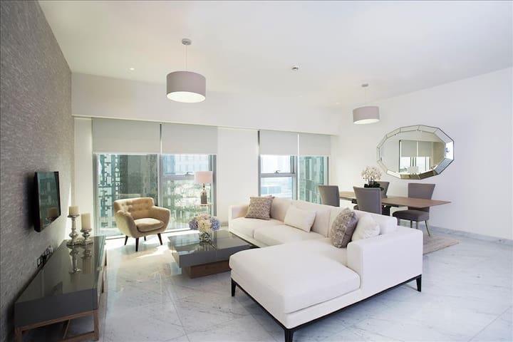 Contemporary 1 Bed Apartment - DIFC