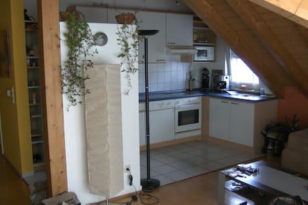 Eigentumswohnung mit guter Anbindung - Riedstadt - Huoneisto