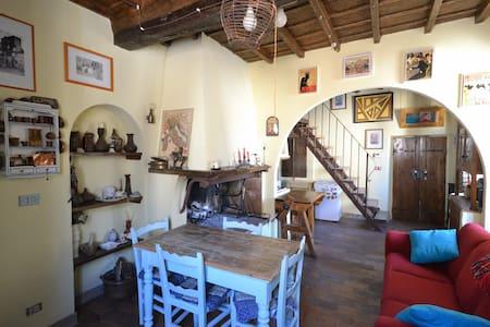 Grazioso app.mento nel cuore del borgo medievale - Sutri - Lakás