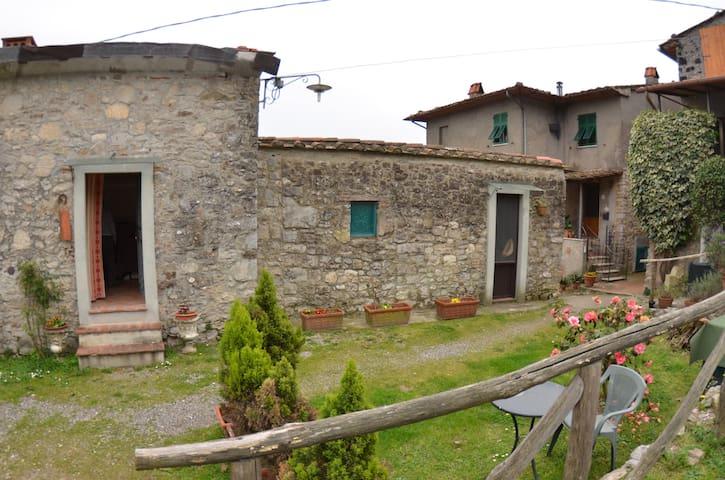 Monsagrati Alto da Loretta - Lucca - Departamento anexo