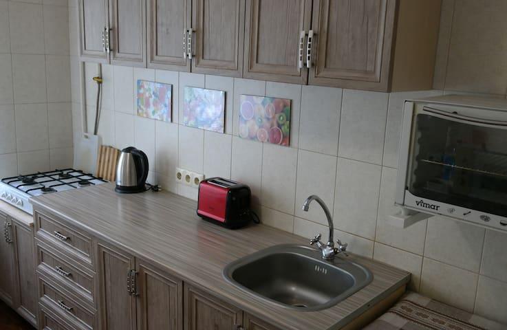 Комната в центре - Poltava - Apartmen