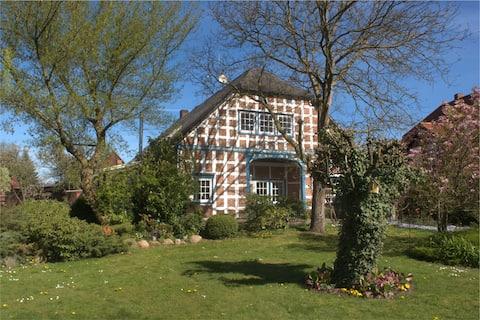 Holiday apartment in beautiful Wendland