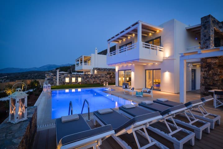 Villa Greece in Koutouloufari - Hersonissos - Ev