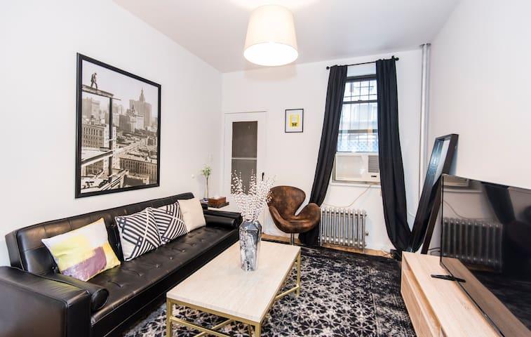 Trendy Apartment In Chic Soho / LES Neighborhood