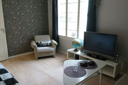 Privat room in stylish home - Haugesund