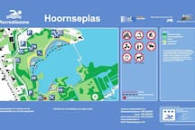 If it is hot and you like water, you can also go to Hoornseplas in Groningen. You can park in different places and visit the whole area, it is very beautiful ;)