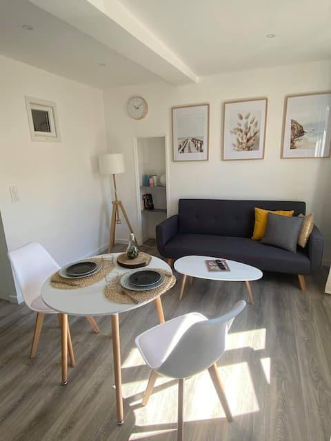 Appartement cosy et rénové en centre ville