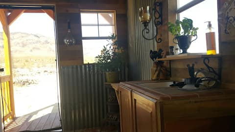 Yaqui cabin/bunkhouse