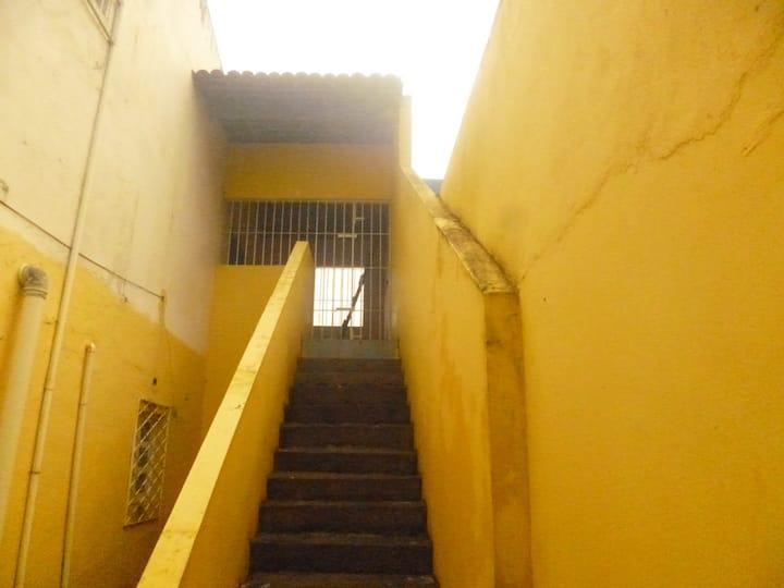 Apartamento de estadia para o São João