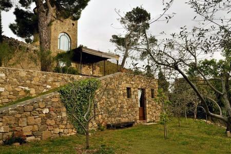 The Tower of Carlo - Monticchiello - 独立屋