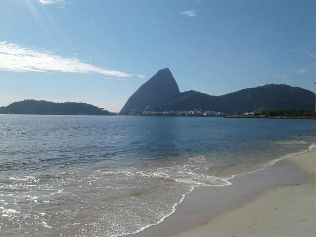 Flamengo Beach/Praia do Flamengo