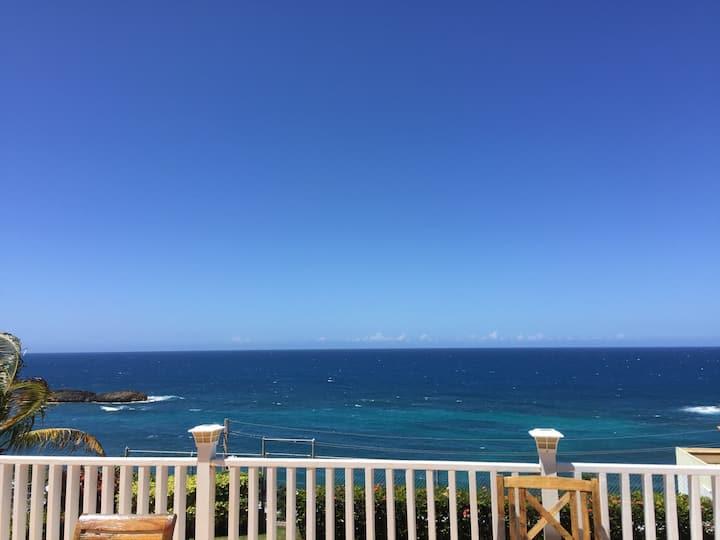 """Private home, great ocean view! """"Villa Ilusión 2"""""""