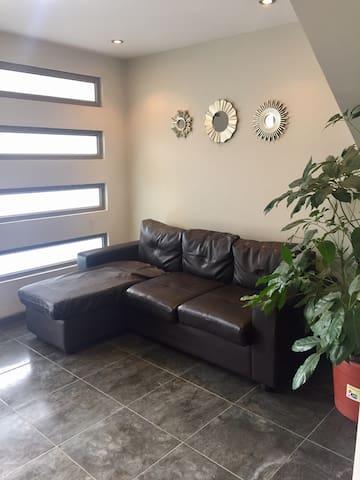 Departamento muy cómodo e ideal para familias.