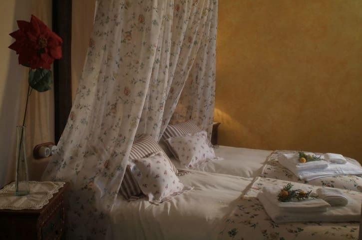 Confort en bonita casa con chimenea - Priego de Córdoba - Hus