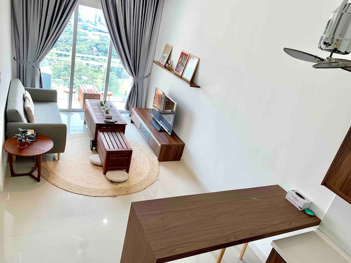[Must Try] Desa Green City Home 2BR | 4pax