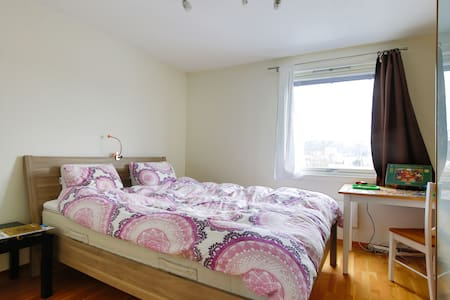 Spacious and sunny apartment - Fjellhamar  - Wohnung