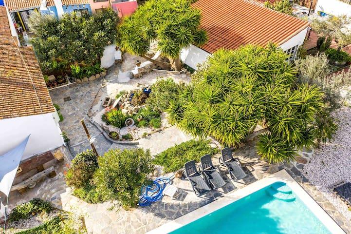 Casa Rico Frade Garden 🅜🅞🅝🅢🅐🅡🅐🅩