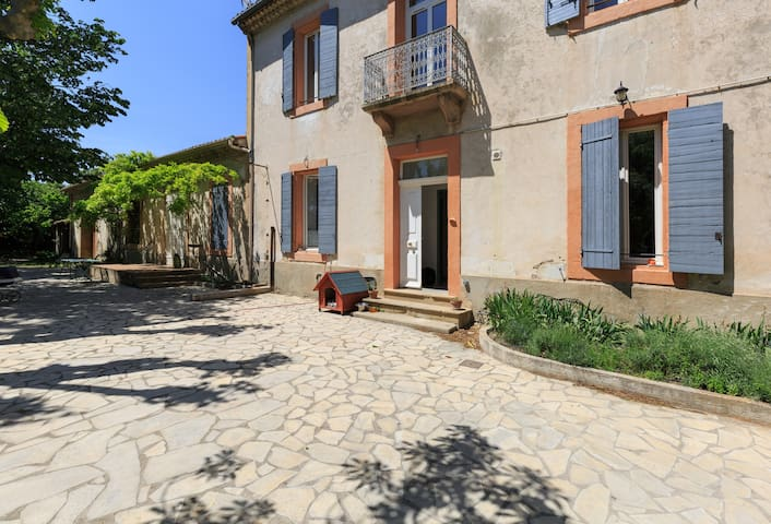 Apartment  in a Provençal farmhouse - Pélissanne - Dom