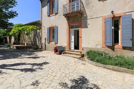 Apartment  in a Provençal farmhouse - Pélissanne - House