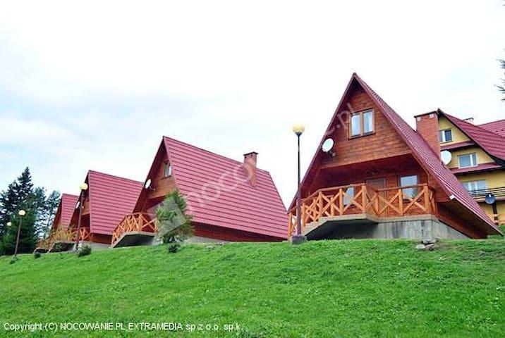 Domki  Harenda - Czarna Górna
