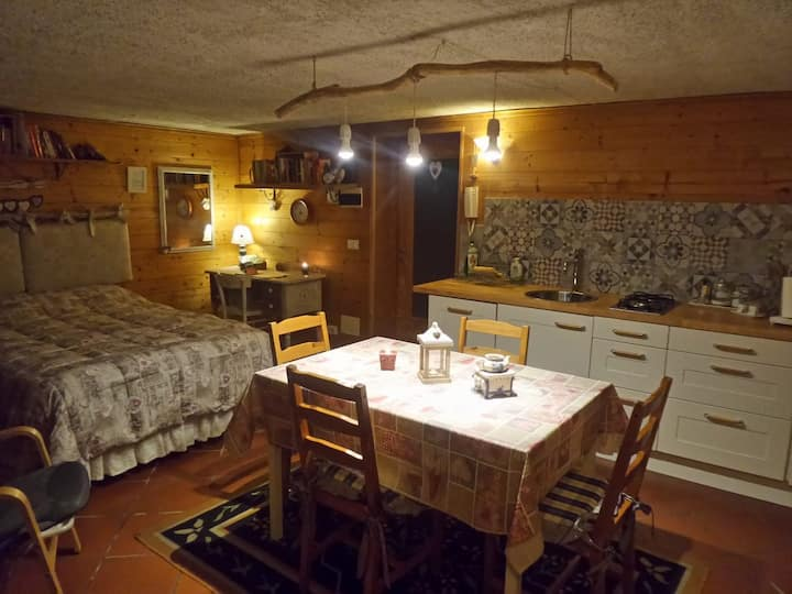 Romantic tavern in the heart of the Seven Lakes