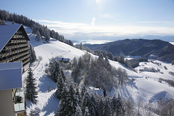 Panoramawellness 1000m, Seenähe - Simonhöhe - อพาร์ทเมนท์