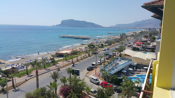 SAN FRANCISCO BEACH HOTEL / ALANYA