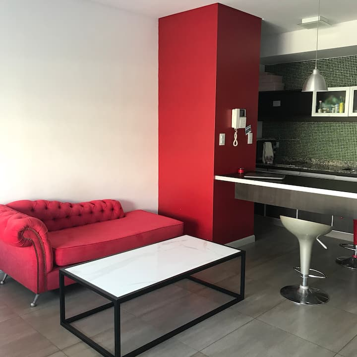 Departamento moderno en Palermo Hollywood