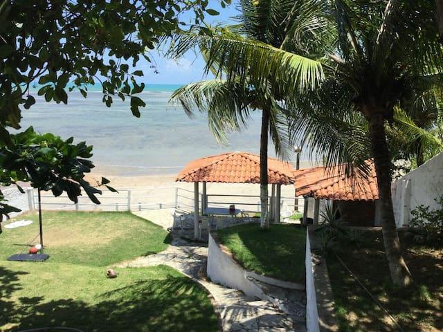 Casa Grande a Beira Mar - Japaratinga
