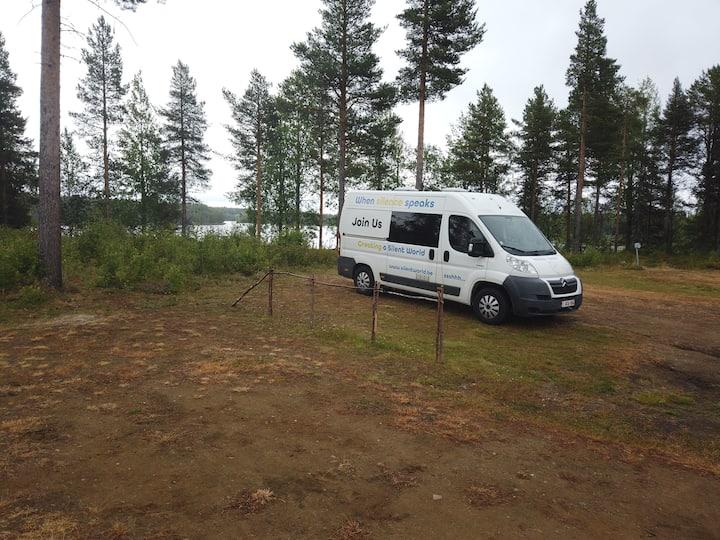 Vrijheid, veiligheid en privacy in de camper