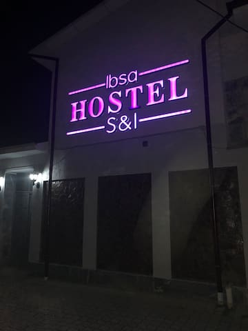 """Ibsa"" Hostel"