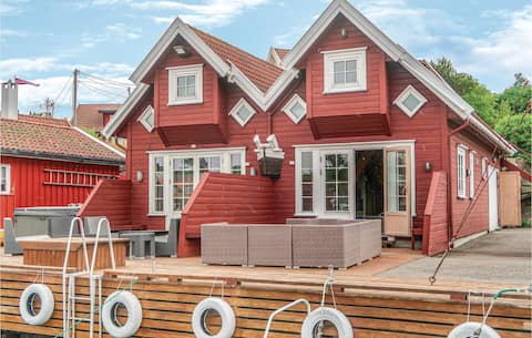 Terraced house with 3 bedrooms on 70m² in Søgne
