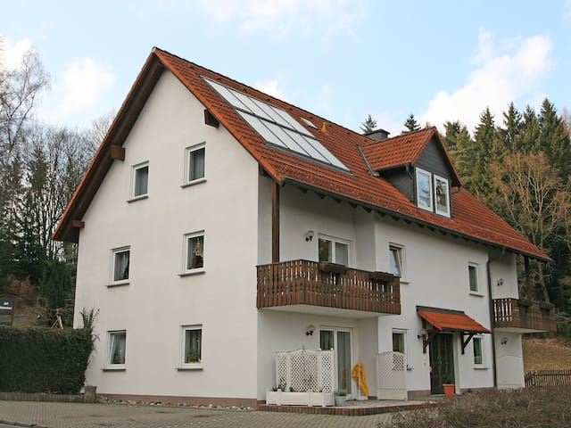 2-room apartment Ferienhof Kuhberg in Kronach