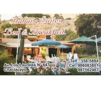 Bed & Breakfast - Chaclacayo