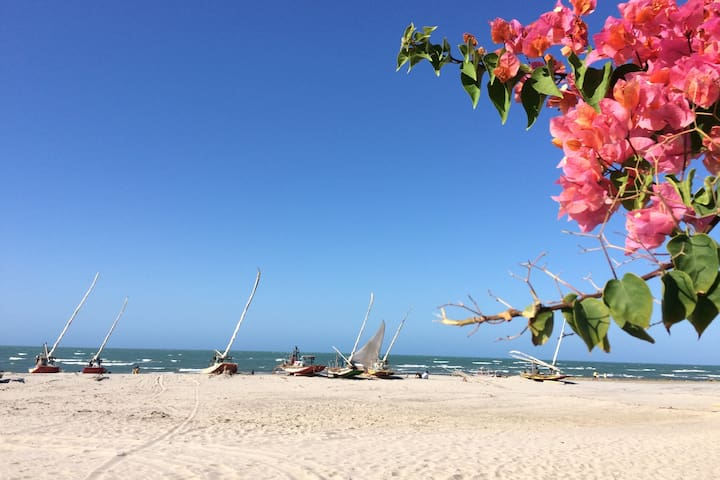 Villa de charme sur la plage