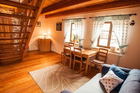Apartmány na venkově u Krumlova - Chrpový - Kájov - Casa