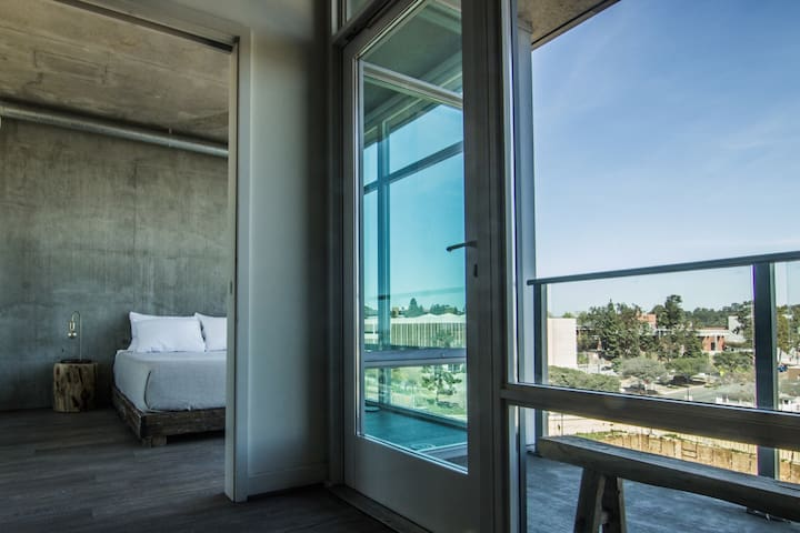 Minimalist Dream Downtown w Parking - San Diego - Lyxvåning