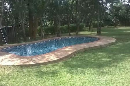 Mandara villa - Harare - Talo