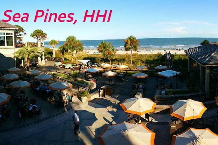 HHI South Beach Sea Pines Salty Dog