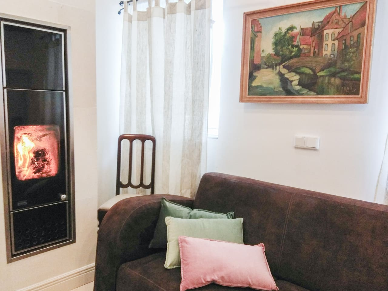 Living in history: Heidi Braun Cottage