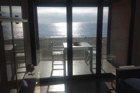 relajantes vistas al mar - Calafell