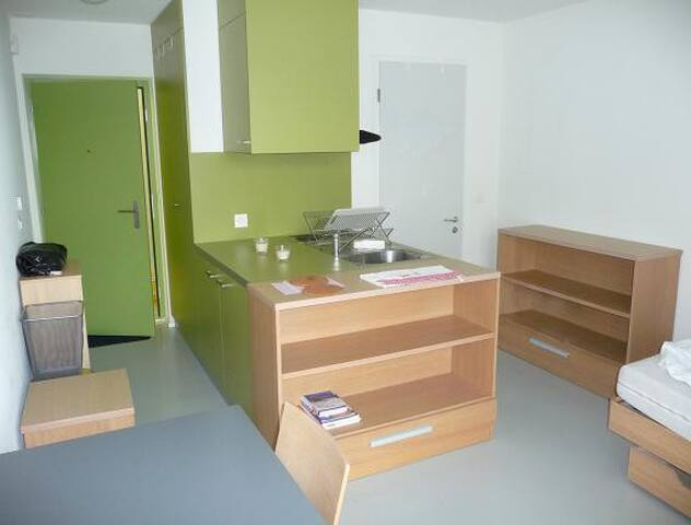 Studio proche de l'EPFL - Saint-Sulpice - Apto. en complejo residencial