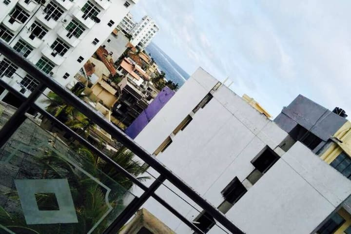Apartment with more spacious rooms in Colombo