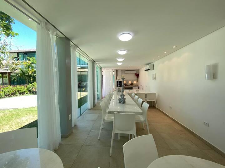 Casa de praia em Toquinho com 05 suítes + Gazebo