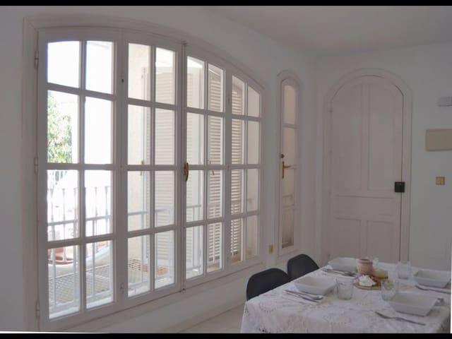Estupendo apartamento con terraza - Agua Amarga - Apartment