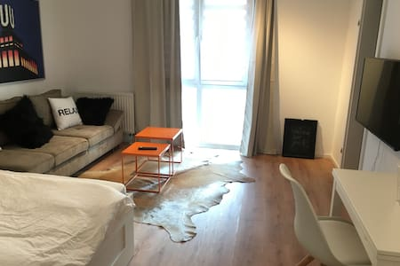 modern apartment in the citycenter of Dortmund