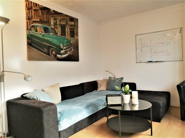 Gentlemen Apartment close to Englischer Garten