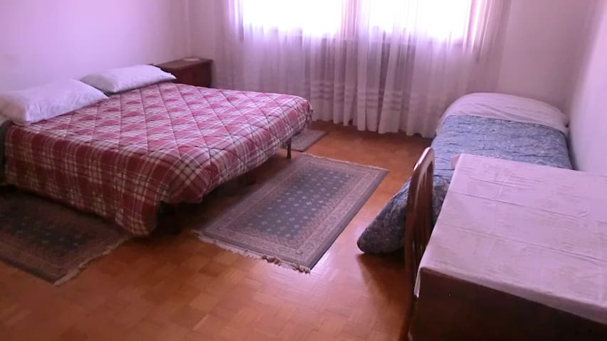 B&B Alloggi Franca - Vallonga - Bed & Breakfast
