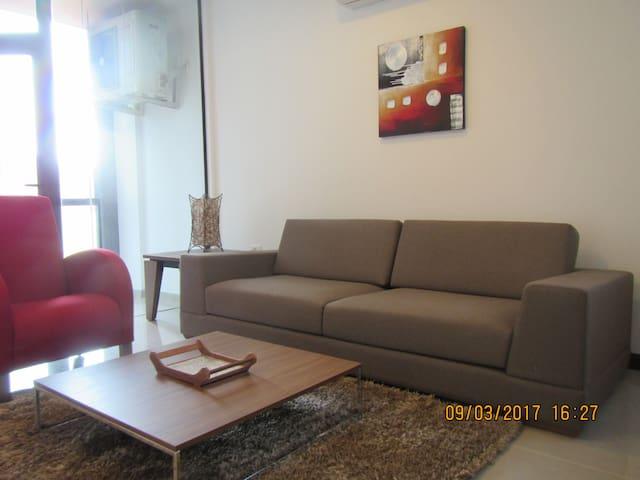 Ideal para vos ! Por turismo, trabajo, parejas (5) - Asunción - Appartement